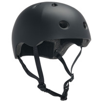 Protec Street Lite Satin Blk Xs Helmet CpSanta Cruz Sale