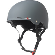 T8 Gotham Helmet Xs/S-Gun Rubber Cpsc/Astm