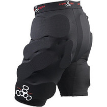 Triple 8 Bumsaver Jr-Black