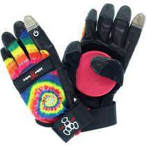 T8 Downhill Slide Gloves L/Xl-Tie Dye/Blk