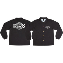 Creature Strike Fast Coach Jacket Xl-Black
