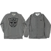 Primitive Autobots Coaches Jacket S-Grey