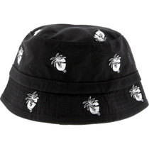 Grizzly Palm G Bucket Hat Ofa-Black