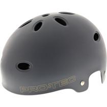 Protec Hassan B2 Sxp Xs-Matte Grey Helmet(Cpsc)