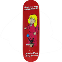 Skate Mental Baby Coke Head Deck-8.12