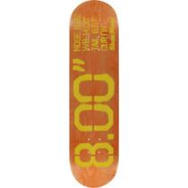 Skate Mental Curtin Size Deck-8.0