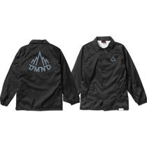 Diamond Mountaineer Coaches Jacket Xl-Blk/Charcoal