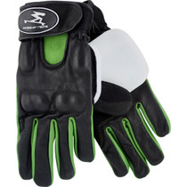 Timeship James Kelly Slide Gloves Xs-Blk/Green Sal