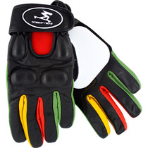 Timeship Kody Noble Slide Gloves L-Blk/Rasta Sale