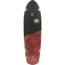 Glb Blazer Xl Deck-9.75X36.25 Blk/Red Forester