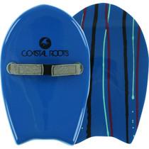 Coastal Roots Originator Handplane Blue Fiberglass