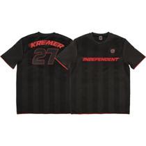 Inde Kremer Ltd Jersey Ss M-Black/Red