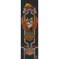 Darkstar Grip Single Sheet - Harley Eagle