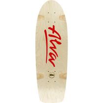 Alva Bela Reissue Deck-8.5X27 Nat/Red