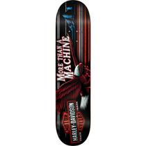 Dst Harley Davdsn Highway Deck-8.0 Rd/Wht/Blu Sale