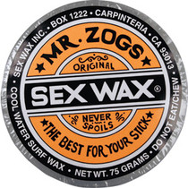 Sex Wax Og. Single Bar-Cool Assorted