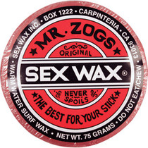 Sex Wax Og. Single Bar-Warm Assorted