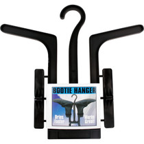 Bootie Hanger Black Single