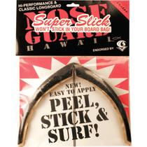 Surfco Lb Super Slick Nose Guard Kit Black
