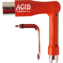 Acid Space Skate Tool Red