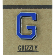 Grizzly Coliseum G Pin