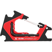 Sk8Ology Carabiner Ii Tool Red/Blk