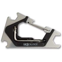 Sk8Ology Carabiner Ii Tool Sil/Blk