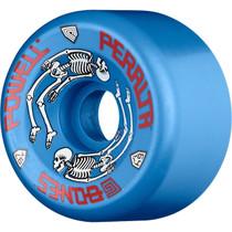 Pwl/P G-Bones Ii 97A 64Mm Blue