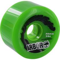 Arbor Biothane 70Mm 78A Green
