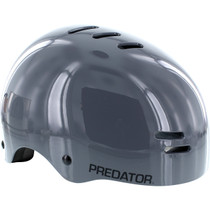 Predator Sk8 Helmet M/L--Gloss Grey