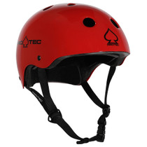 Protec (Cpsc)Classic Gloss Red Xl Helmet