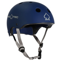 Protec (Cpsc)Classic Matte Blue L Helmet