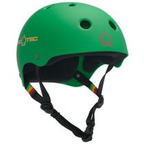 Protec (Cpsc)Classic Matte Rasta Grn-S Helmet