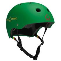 Protec (Cpsc)Classic Matte Rasta Grn-Xs Helmet
