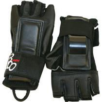Triple 8 Hired Hands Gloves M-Black