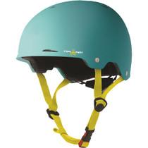 T8 Gotham Helmet S/M-Baja Teal Rubber Cpsc/Astm