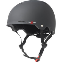 T8 Gotham Helmet Xs/S-Black Rubber Cpsc/Astm