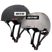 T8 Gotham Hlmt L/Xl-Darklight Reflective Cpsc/Astm