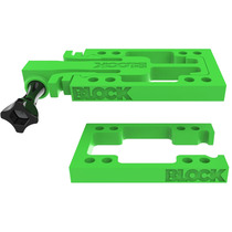 Block Riser Goblock Risers Kit Green