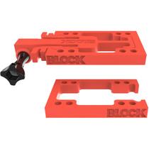 Block Riser Goblock Risers Kit Red