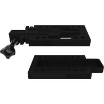 Block Riser Gostash Combo Risers Kit Black