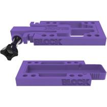 Block Riser Gostash Combo Risers Kit Purple