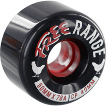 Free Range 60Mm 78A Black