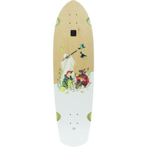 Glb Blazer Xl Deck-9.75X36.25 Earthly Delights