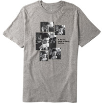 Hab/Twin Peaks Cooper Coffee Sequence Ss Xl-Grey