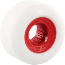 Powerflex Gumball 58Mm 83B Wht/Red