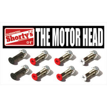 "Shorty'S 1"" Color Hardware- Motorhead Single"