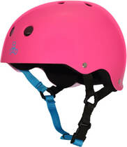 T8 Helmet Neon Gloss Fuscha Xs