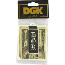 Dgk Cash Only Black Ice Air Freshener