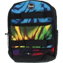 Penny Backpack Dark Dye Blk/Tye Dye